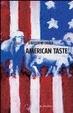 Cover of American taste