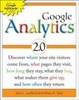Cover of Google Analytics 2.0