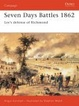 Cover of Seven Days Battles 1862