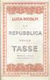 Cover of La repubblica delle tasse