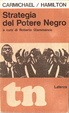 Cover of Strategia del potere negro
