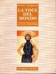 Cover of La voce del mondo