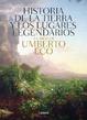 Cover of Historia de las tierras y los lugares legendarios