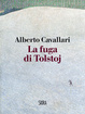 Cover of La fuga di Tolstoj