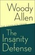 Cover of The Insanity Defense