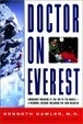 Cover of Doctor on Everest