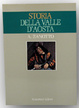Cover of Storia della Valle d'Aosta