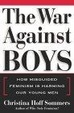 Cover of The War Against Boys