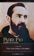 Cover of Padre Pio. Profilo di un santo