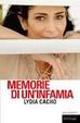 Cover of Memorie di un'infamia