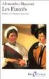 Cover of LES FIANCES. Histoire milanaise du XVIIème siècle