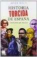Cover of Historia torcida de España