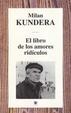 Cover of El libro de los amores ridículos.