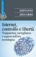 Cover of Internet, controllo e libertà
