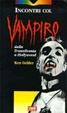 Cover of Incontri col vampiro