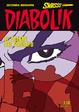 Cover of Diabolik Swiisss n. 275