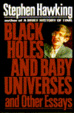 Cover of BLACK HOLES AND BABY UNIVERSES