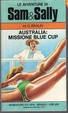 Cover of Australia: missione Blue Cup
