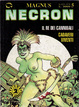 Cover of Necron - Il re dei cannibali - Cadaveri viventi