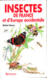 Cover of Insectes de France et d'Europe occidentale