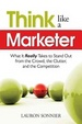 Cover of Think Like a Marketer