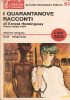 Cover of I quarantanove racconti