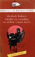 Cover of Sherlock Holmes, estudio en escarlata