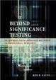 Cover of Beyond Significance Testing