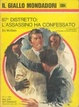 Cover of 87° Distretto: l'assassino ha confessato