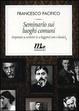 Cover of Seminario sui luoghi comuni