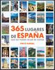 Cover of 365 lugares de España que no puedes dejar de visitar