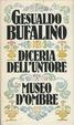 Cover of Diceria dell'untore - Istruzioni per l'uso - Museo d'ombre