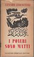 Cover of I poveri sono matti