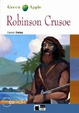 Cover of Robinson Crusoe. Con CD-ROM