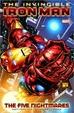Cover of Invincible Iron Man, Vol. 1