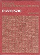 Cover of Gabriele D'Annunzio