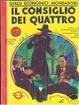 Cover of Il consiglio dei quattro