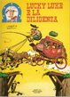Cover of Lucky Luke e la diligenza