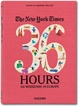 Cover of The New York Times, 36 Hours: Europe