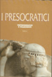 Cover of I presocratici