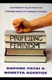 Cover of Professing Feminism