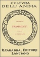 Cover of Frammenti