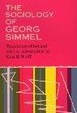 Cover of The Sociology of Georg Simmel