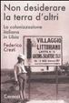 Cover of Non desiderare la terra d'altri. La colonizzazione italiana in Libia
