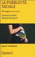 Cover of La pubblicità sociale