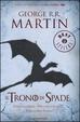 Cover of Il trono di spade. Libro terzo delle Cronache del ghiaccio e del fuoco.