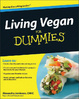 Cover of Living Vegan For Dummies
