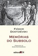 Cover of Memórias do subsolo