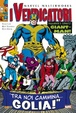 Cover of Marvel Masterworks: I Vendicatori vol. 3