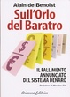 Cover of Sull'orlo del baratro